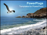PowerPoint Template - california coast