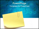 PowerPoint Template - postit