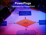 PowerPoint Template - process flow chart