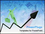 PowerPoint Template - reach the top