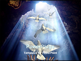 PowerPoint Template - Releasing the doves