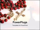PowerPoint Template - Rosary Detail
