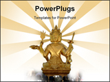 PowerPoint Template - Brahman Shrine