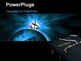 PowerPoint Template - The creation is saved by the Lord Jesus Christ