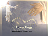 PowerPoint Template - Jesus is Lord