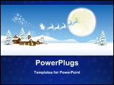 PowerPoint Template - Santa