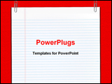 PowerPoint Template - School report card