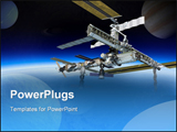 PowerPoint Template - International Space Station