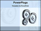 PowerPoint Template - image of service tools