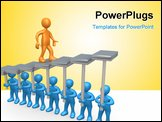PowerPoint Template - Supporting you every step of the way.