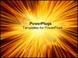 PowerPoint Template - Supernova explosion.
