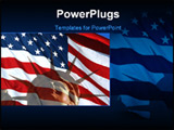 PowerPoint Template - Symbol of freedom