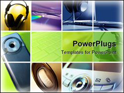 PowerPoint Template - Technology