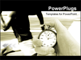 PowerPoint Template - Measuring the Performance