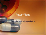 PowerPoint Template - pills