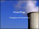 PowerPoint Template - Power Plant