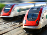 PowerPoint Template - Train series