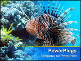 PowerPoint Template - this is a turkey fish or
