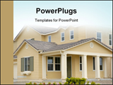 PowerPoint Template - New house