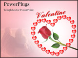 PowerPoint Template - valentine day card