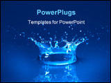 PowerPoint Template - water